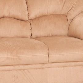 Love Seat Forli tapizada en velvet