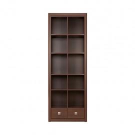 Librero Koen BRW Estilo Contemporáneo