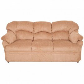 Sofá Forli tapizada en velvet
