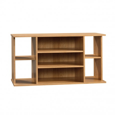 Mueble para TV Beginnings Sauder Café 4 Repisas - Envío Gratuito