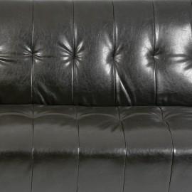 Sofá Cama Studio tapizado en vinipiel