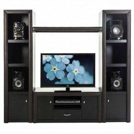 Mueble para TV Volga Color Chocolate