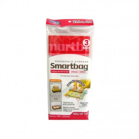 Juego 3 Smartbag Sports de Plástico - Envío Gratuito