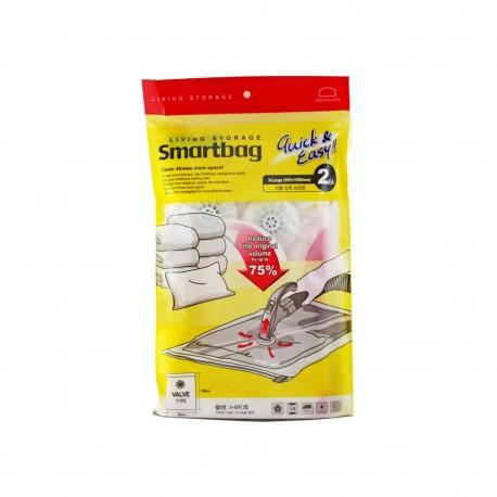Set de 2 Smartbag Lock & Lock - Envío Gratuito