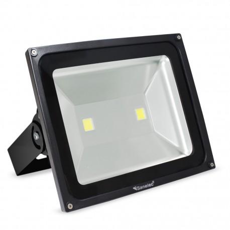 Reflector Led 100 Watts Sanelec 6500k - Envío Gratuito
