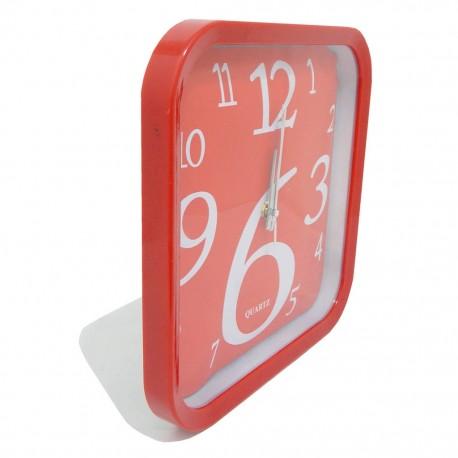 Reloj de Pared Mod Times Square Rojo - Envío Gratuito