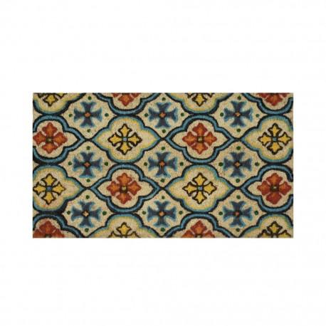 Tapete De Entrada Aristo Mats Amalfi .45 X .75 CasaMia - Envío Gratuito