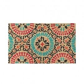 Tapete De Entrada Aristo Mats Mosaico .45 X .75 CasaMia - Envío Gratuito