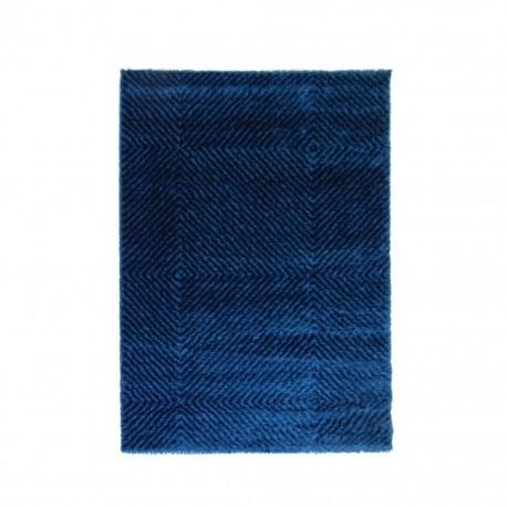 Tapete Decorativo Manhattan .60 X 1.10 Indian Blue - Envío Gratuito