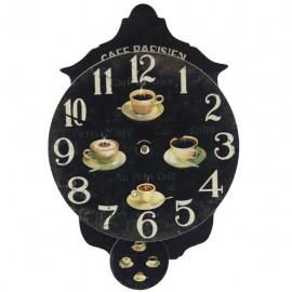 Reloj de Pared Tazas de Café