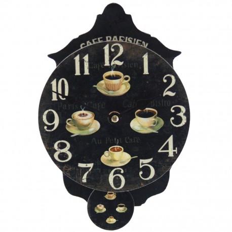 Reloj de Pared Tazas de Café - Envío Gratuito