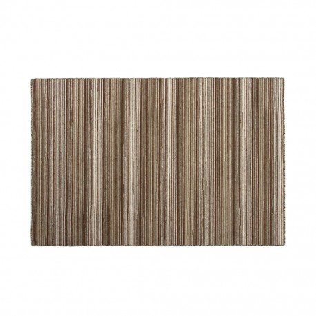 Tapete decorativo Delhi 1.20 X 1.70 Beige Brown - Envío Gratuito