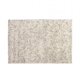 Tapete Decorativo Sparkly 1.20 X 1.70 Blanco 14
