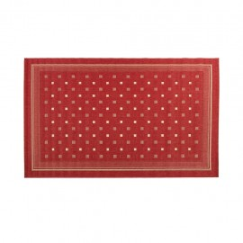 Tapete Decorativo Karpatos 2.40 X 3.30 Red