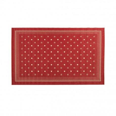 Tapete Decorativo Karpatos 2.40 X 3.30 Red - Envío Gratuito