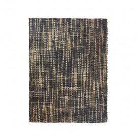 Tapete Decorativo Threads 1.20 X 1.70 Chocolate