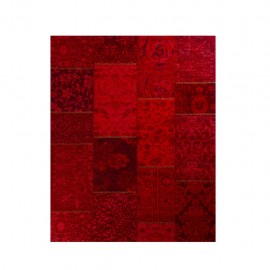Tapete Decorativo Old Wine 2.00 X 2.90 Artes Rojo