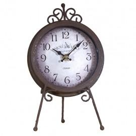 Reloj de Mesa Negro