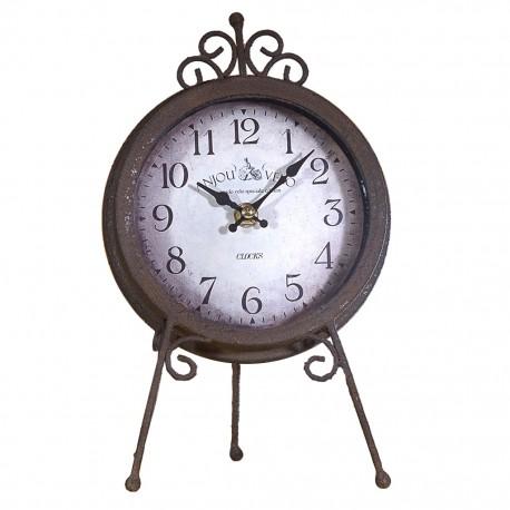 Reloj de Mesa Negro - Envío Gratuito