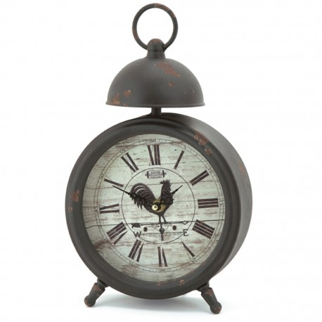 Reloj de Mesa Vintage Gallo Café - Envío Gratuito