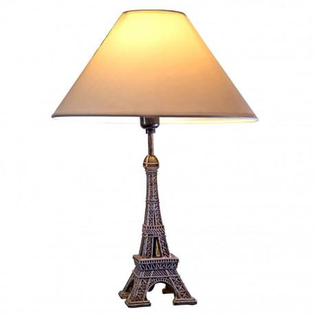 Lámpara de Mesa Torre Eiffel - Envío Gratuito