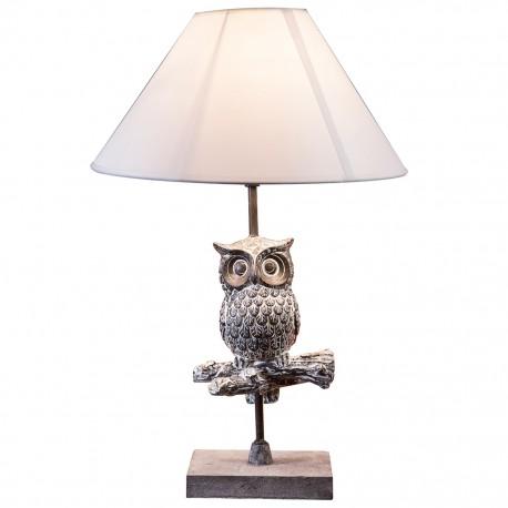 Lámpara de Mesa Búho - Envío Gratuito