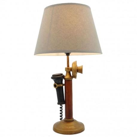 Lámpara de Mesa Teléfono - Envío Gratuito