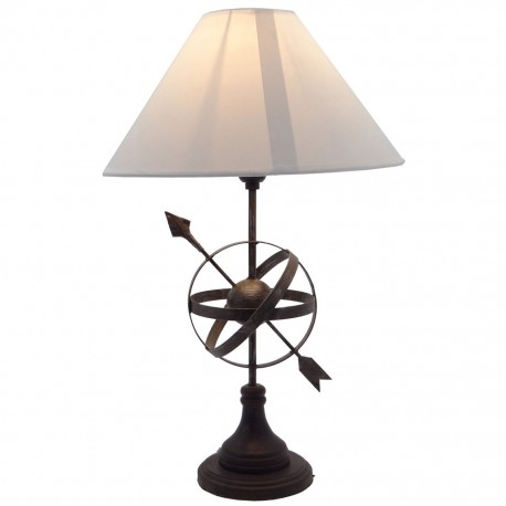 Lámpara de Mesa Órbita - Envío Gratuito