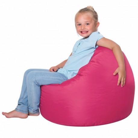 Puff Kids Acabado Nylon Varios Colores - Envío Gratuito