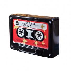 Alcancía Cassette