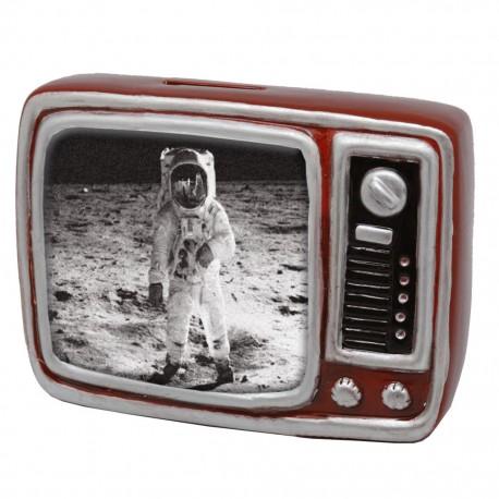 Alcancía Tv Café - Envío Gratuito