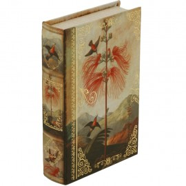 Caja Libro Pájaros Volando