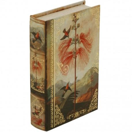 Caja Libro Pájaros Volando - Envío Gratuito