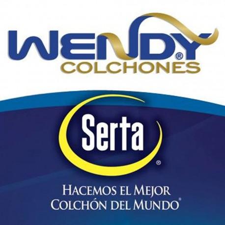 Colchón Individual Wendy Titanium - Envío Gratuito