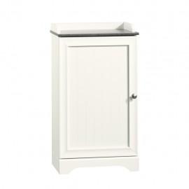 Gabinete para Piso Caraway Sauder Blanco 1 Puerta