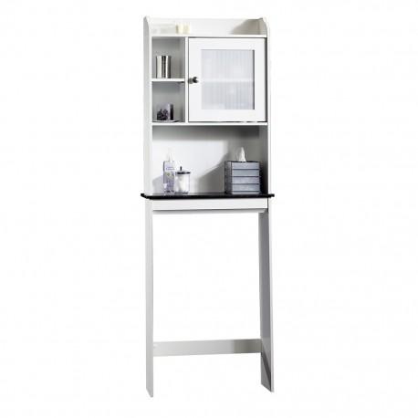Mueble para Baño Caraway Sauder Blanco 1 Puerta - Envío Gratuito