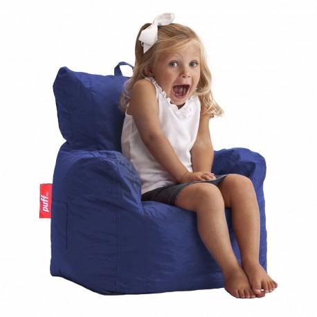 Puff Couch Kids Acabado Nylon - Envío Gratuito