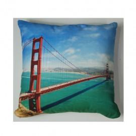 Cojín Decorativo 40 X 40 cm San Francisco CasaMia