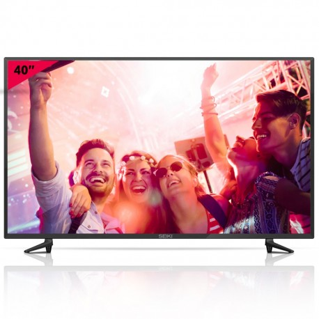 "Pantalla Seiki 40"" Smart TV Full HD SC40FK700N - Envío Gratuito"