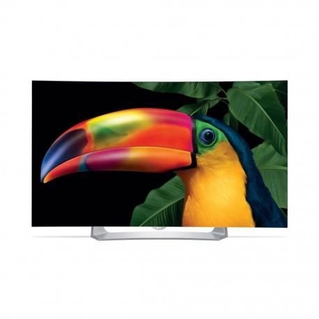 "Pantalla LG 55"" OLED Smart TV Curva Full HD 55EG9100 - Envío Gratuito"