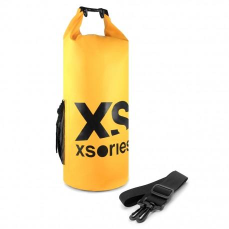 Bolso Impermeable XSories Stuffler Amarillo 23 Lts - Envío Gratuito