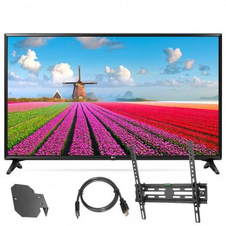 Pantalla LG 43 Smart TV  Soporte para pantalla Fijo - Envío Gratuito