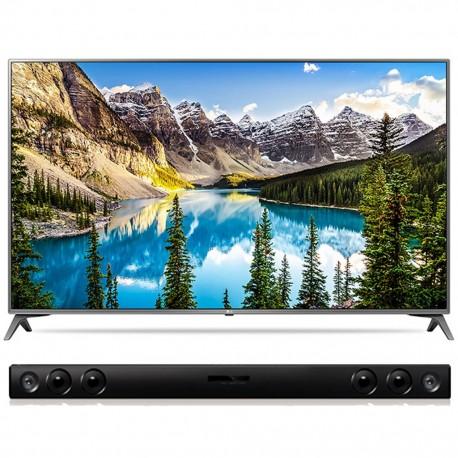 Pantalla LG 43 Smart TV  Barra de Sonido LG - Envío Gratuito