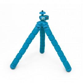 Tripié para cámaras deportivas XSories Big Bendy Azul