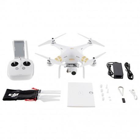 Drone Phantom 3 Cámara 4k - Envío Gratuito