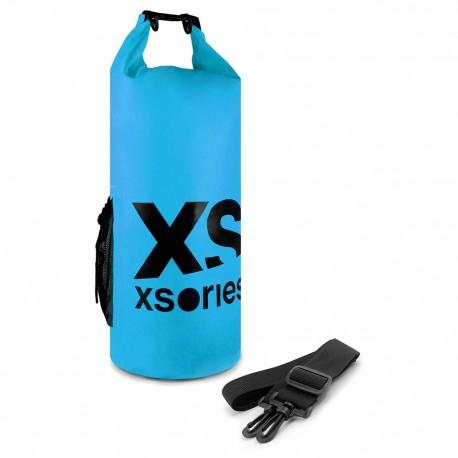 Bolso Impermeable Stuffler XSories Azul 23 Lts - Envío Gratuito