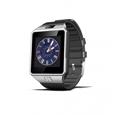 "Smartwatch Hishimoto Pantalla 1.5"" Touch SW08 Color Plata - Envío Gratuito"