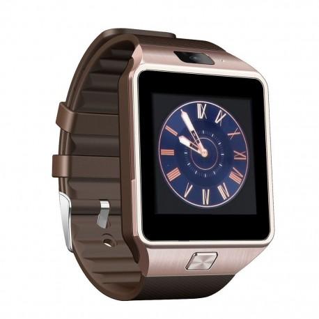 "Smartwatch Hishimoto Pantalla 1.5"" Touch SW08 Bronce - Envío Gratuito"