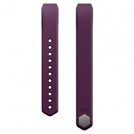 Fitbit Alta Classic Accessory Band Plum