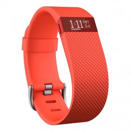 Fitbit Charge HR Tangerine - Envío Gratuito